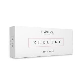Hyalual ELECTRI 0,55% 1,5ml