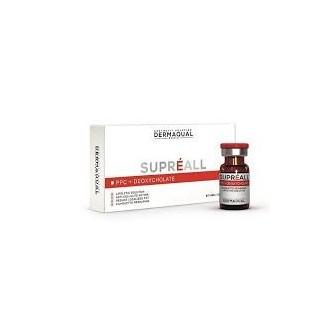 DERMAQUAL - SUPREALL - KURACJA LIPOLITYCZNA 1X10ML