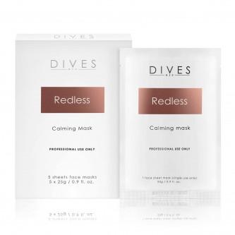 DIVES MED - Redless Mask - maska wyciszająca 5x25g