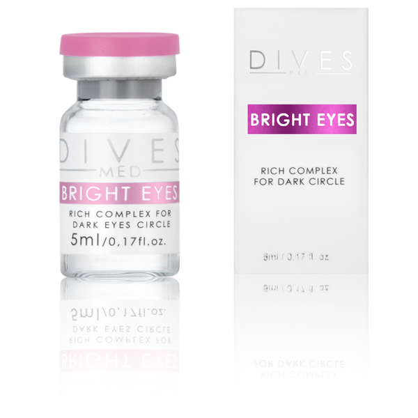 DIVESMED BRIGHT EYES Solution  1 x 5ml