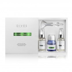 DIVES MED - SET MANDELIC PEEL 40% - KWAS MIGDAŁOWY 50ML